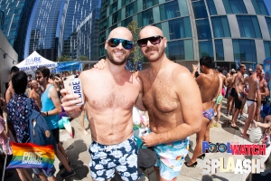 LA Pride 2018: SpLAash & Poolwatch Pool Party