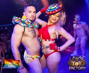 LA Pride 2018 - Toy Factory