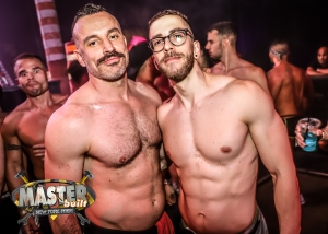 Masterbeat: MASTERbuilt | NYC Pride 2018
