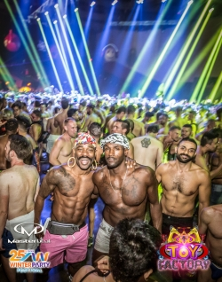Masterbeat Toy Factory | Winter Party Festival