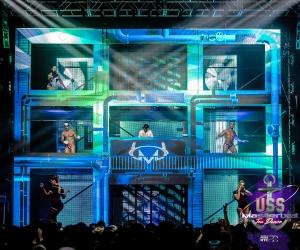 USS Masterbeat Tea Dance: Masterbeat One WorldPride