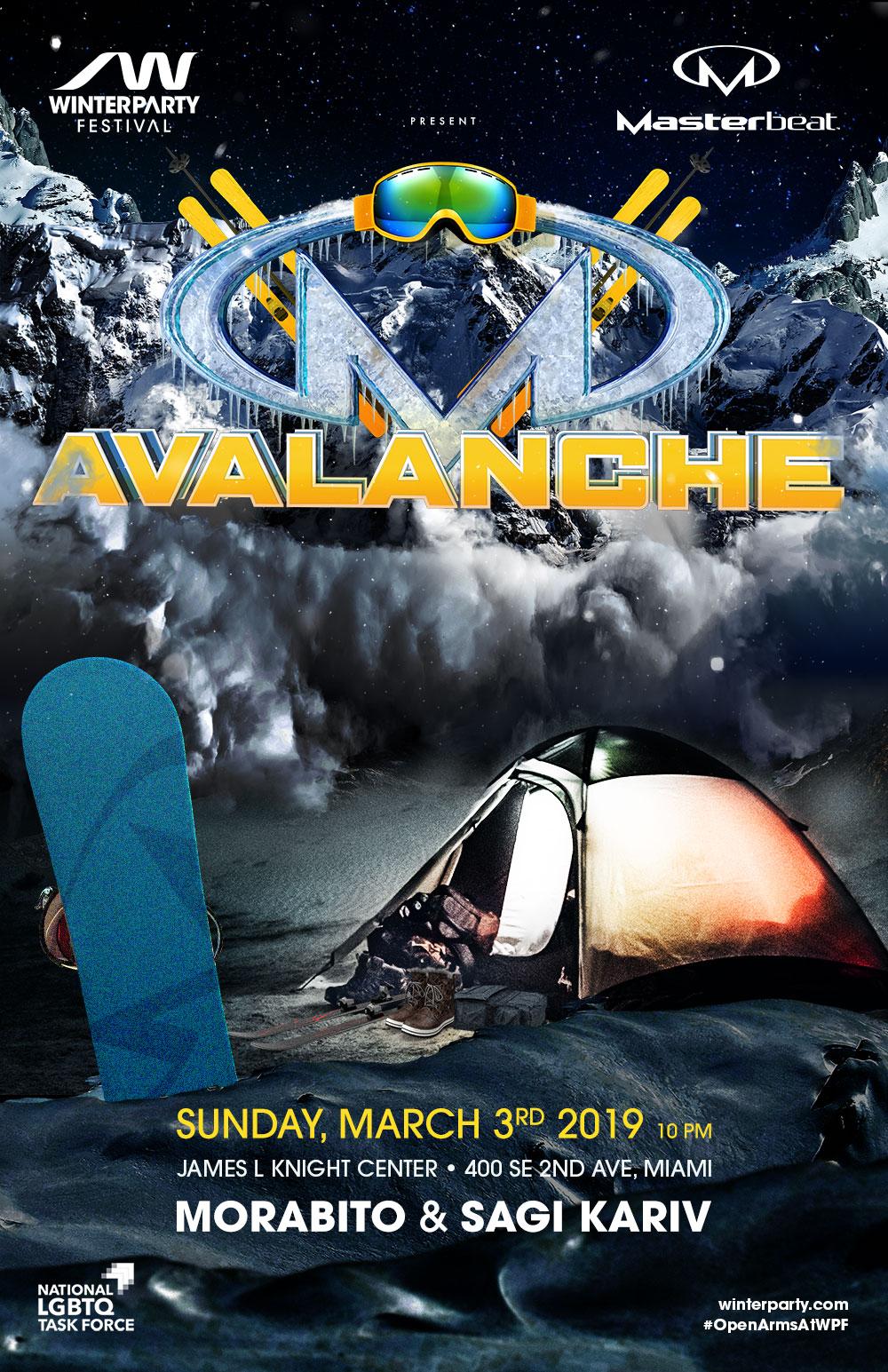 Masterbeat Avalanche
