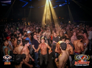 Class of 2019: Academy Closing Party