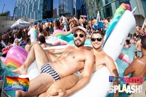 LA Pride 2018: SpLAash & Poolwatch Pool Party