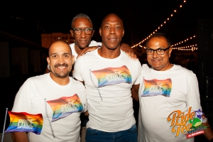 LA Pride 2018: Pride Tea at Academy