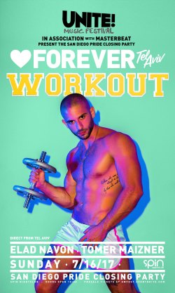 Forever Workout Ad
