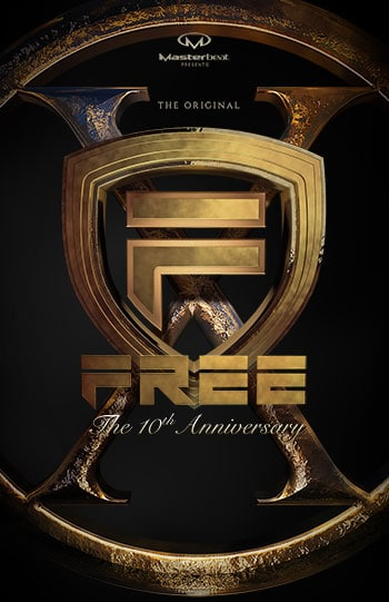 FREE X: The 10th Anniversary