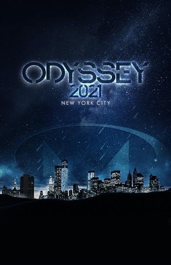 Odyssey 2021