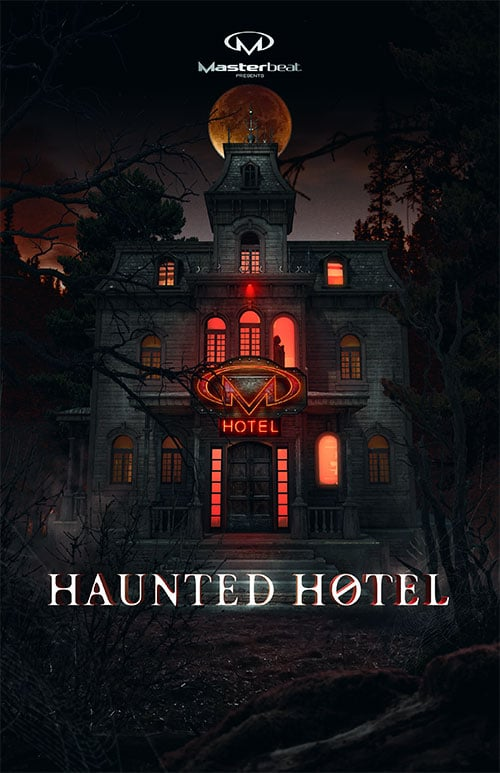 Haunted Hotel: Halloween in LA